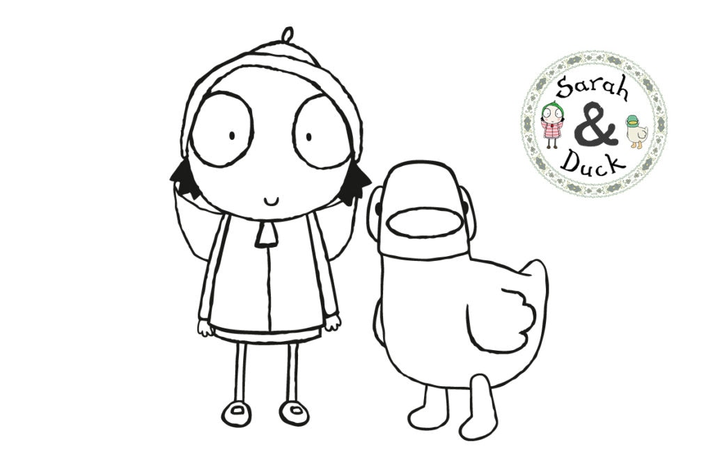 Make – Sarah and Duck