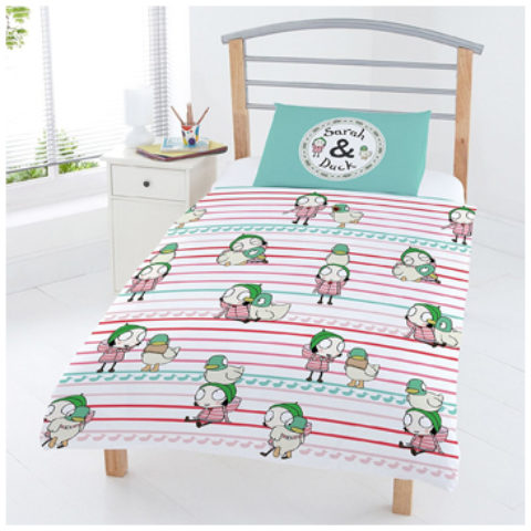 Sarah & Duck Junior Bedding Set
