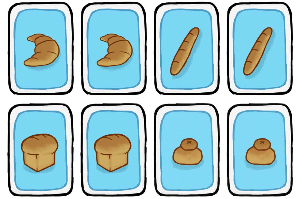 Bread Card Game